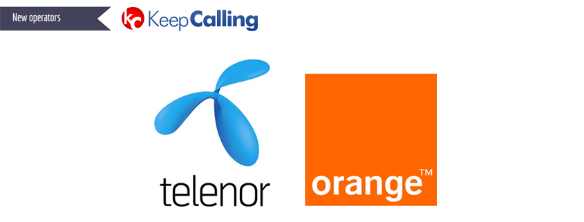 New operators for top ups to Myanmar & Guinea-Bissau - KeepCalling net